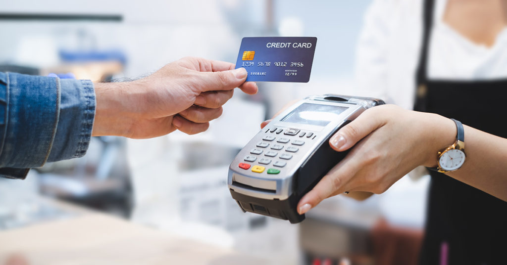 What are credit cards
